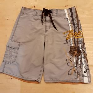 3 for $25- Brody Board Shorts, Size 34in